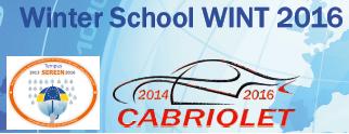 TEMPUS SEREIN, CABRIOLET JOINT WINTER SCHOOL WINT 2016