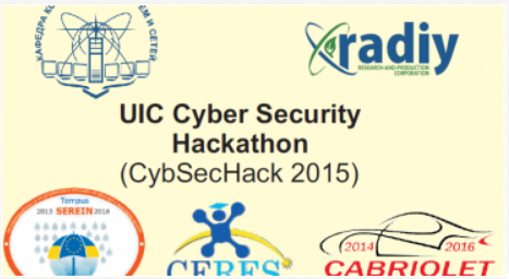 CYBER SECURITY HACKATON CYBSECHACK 2015